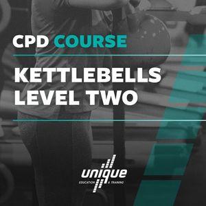 Active IQ Level 2 Award in Instructing Kettlebells