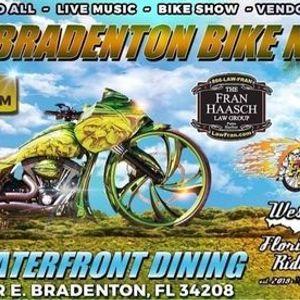 WCFR & Caddys Bradenton Bike Night