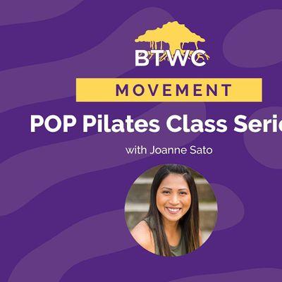 POP Pilates Class Series