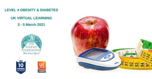 Level 4 Obesity & Diabetes - Virtual Learning | Online Event | AllEvents.in