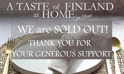 *SOLD OUT* A Taste of Finland at Home - Brunch in a Box | Event in Sudbury | AllEvents.in