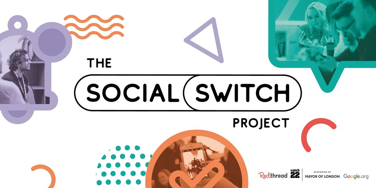 The Social Switch Project – Digital Youth Work Training, 27 May | Online Event | AllEvents.in