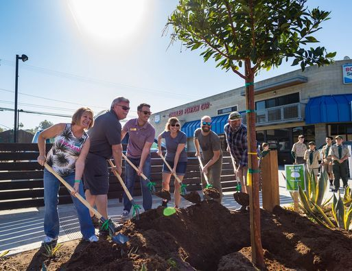 Encinitas Arbor Day Celebration