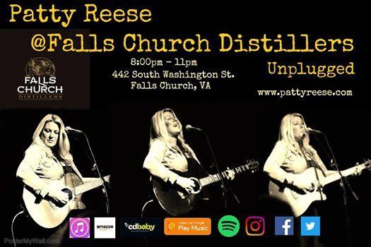 Patty Reese Falls Church Distillers | Falls Church