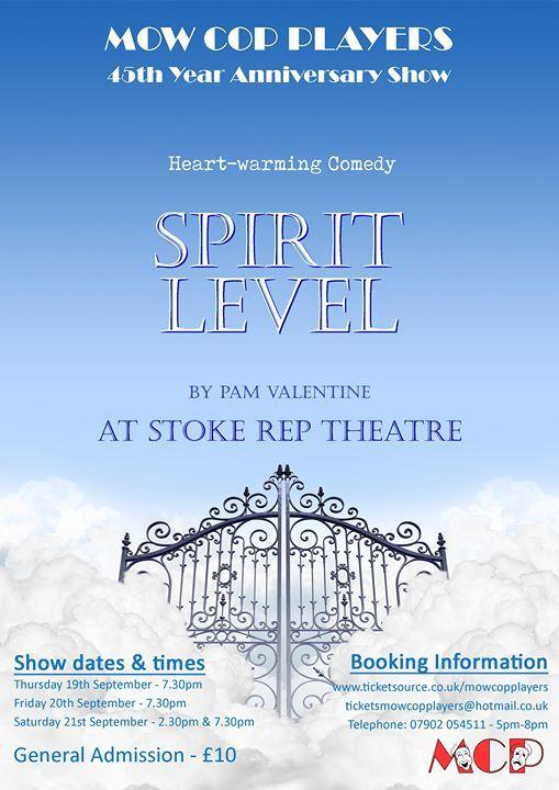 Spirit Level (Pam Valentine)
