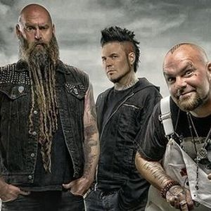 Five Finger Death Punch Worcester