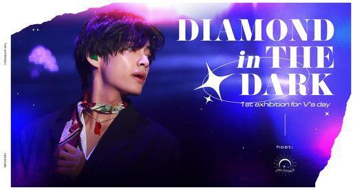 HN - Diamond in the Dark | 1st Exhibition for V, 18 December | Event in Hanoi | AllEvents.in