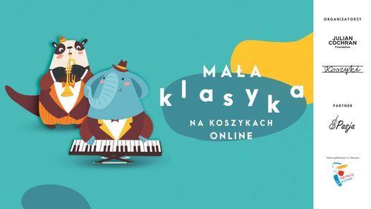 Mała Klasyka na Koszykach Online, 6 March   Event in Warsaw   AllEvents.in