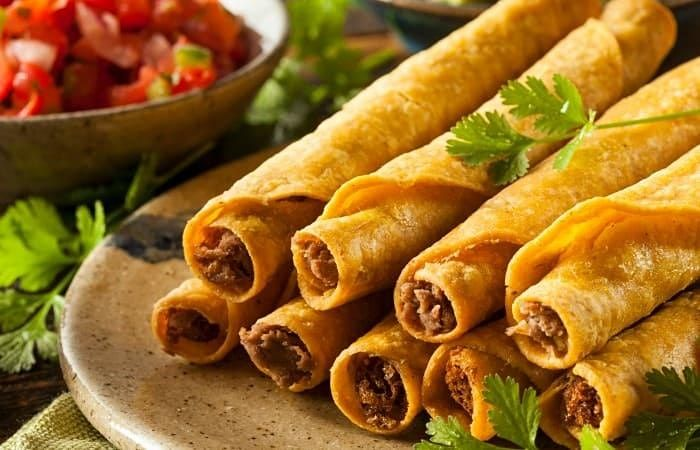UBS - Virtual Cooking Class: Air Fryer Chicken Taquitos, 5 November | Online Event | AllEvents.in