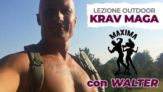 KRAVMAGA Outdoor con Walter | Event in Trieste | AllEvents.in