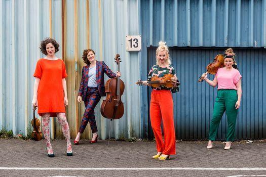 Ragazze Quartet • Muziekgebouw Eindhoven, 25 April   Event in Eindhoven   AllEvents.in