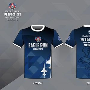 Eagle Run Wing 21 Mini Marathon Series 2020 (  100% )