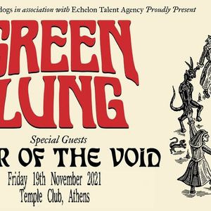 Green Lung [UK] live in Athens