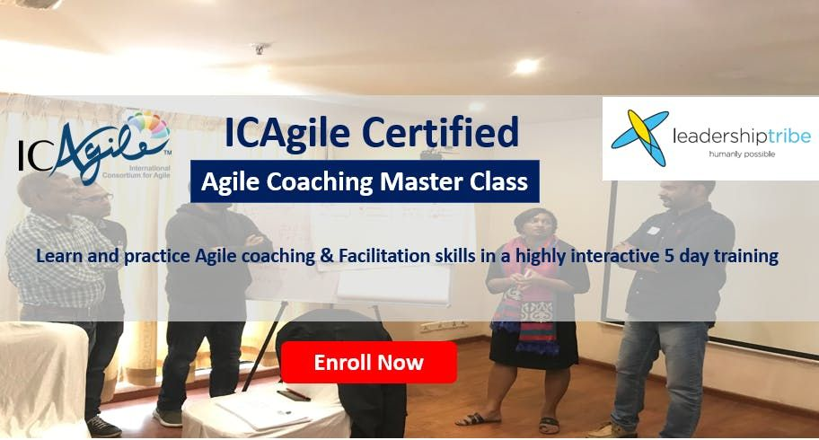 Agile Coaching Master Class - New York
