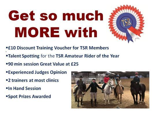 TSR North East Showing Clinic | Event in Durham | AllEvents.in