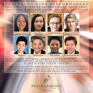 OPUS 56 Thousand Oaks Philharmonic