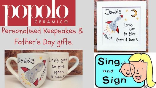 Father's Day Prints at Sing and Sign Worthing OPEN TO ALL, 7 May | Event in Worthing | AllEvents.in