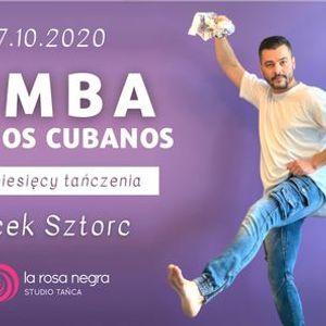 Timba & Nudos Cubanos z Jackiem Sztorcem - zajcia weekendowe