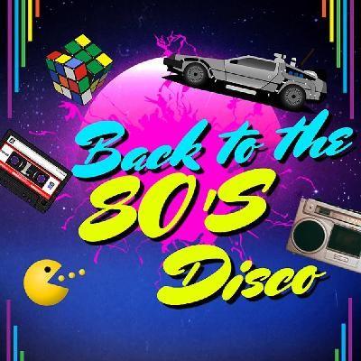 Back to the 80s Disco Night Longbridge
