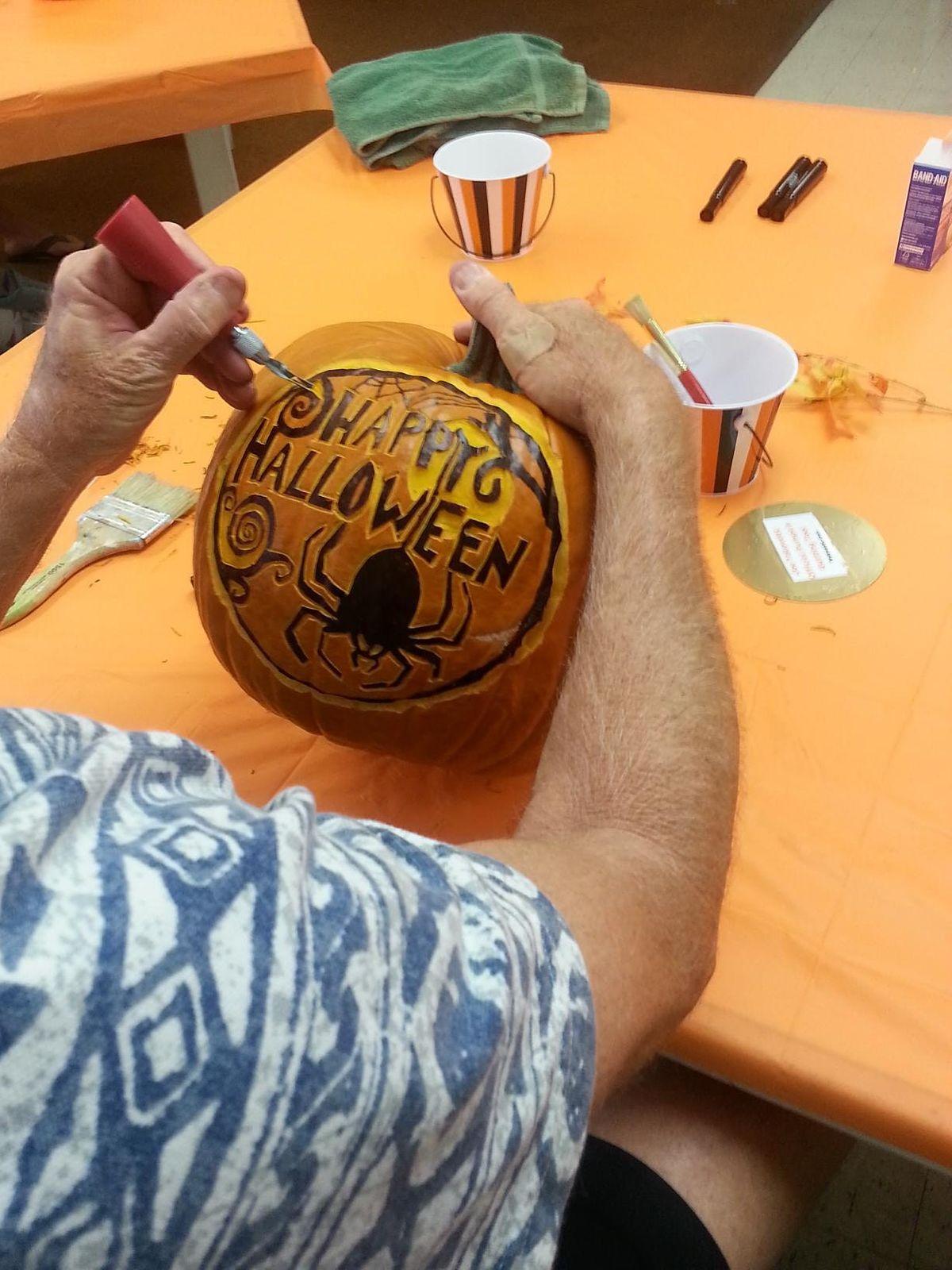 Pumpkin Carving Workshop, 30 October | Event in Orlando | AllEvents.in
