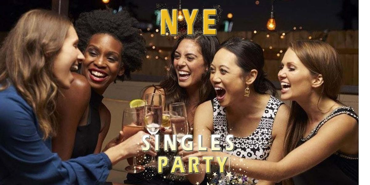 New Yorks New Years Eve 2021 Singles Party at STITCH Bar & Lounge, New York