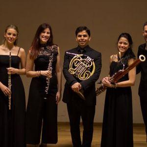Quintetto di fiati in residence