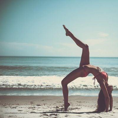 Free Power Yoga for Better Sleep Stress & Healthy Aging - TueThursSat