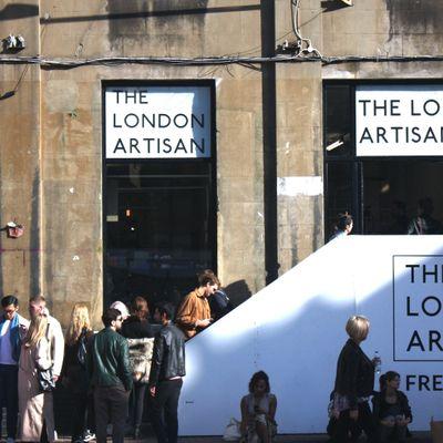 THE LONDON ARTISAN AUTUMN EDITION