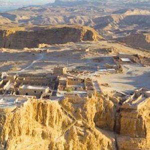 Virtual Climb and Guided Tour of Masada in Israel