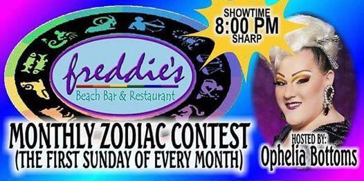 Zodiac Drag Contest