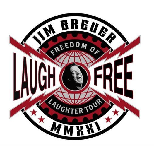 JIM BREUER: FREEDOM OF LAUGHTER TOUR, 20 August   Event in West Palm Beach   AllEvents.in