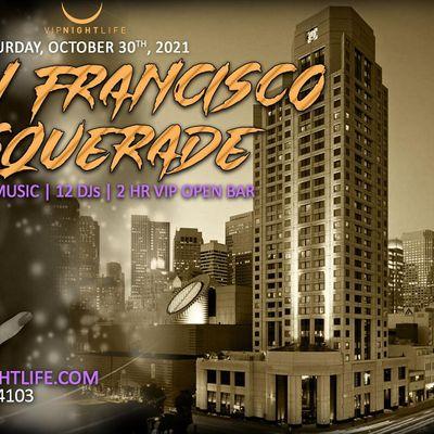 W San Francisco Halloween Masquerade Party