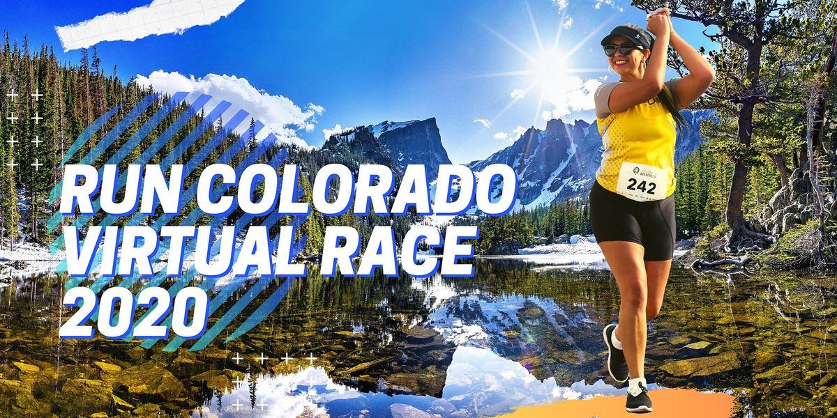 Run Colorado Virtual Race   Online Event   AllEvents.in
