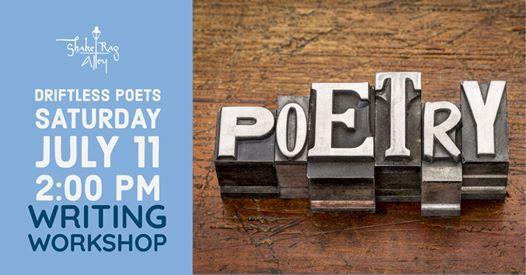 Driftless Poets Workshop