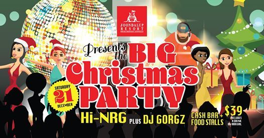 The BIG Christmas Party