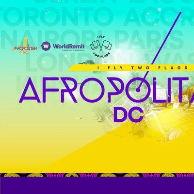 AfropolitanDC  - Largest Cultural Mixer For Diaspora Professionals