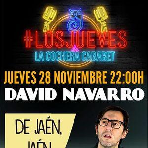 David Navarro losjueves