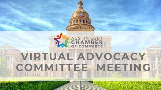 Advocacy Committee Meeting, 3 May | Online Event | AllEvents.in