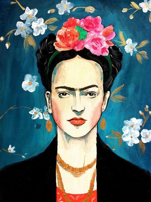 ArtNight: Bohemian Frida Kahlo op 17/08/2019 in Amsterdam