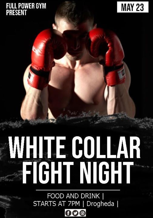 Full Power White Collar Fight Night