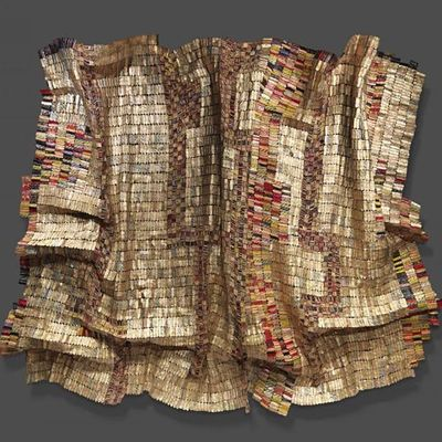 Lunch & Learn on El Anatsui with Marla C. Berns