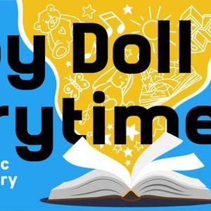 Virtual Baby Doll Storytime with Mindy