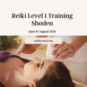 Reiki - Level 1 Training