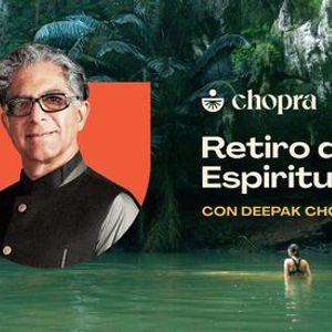 Retiro de 7 Leyes Espirituales con Deepak Chopra