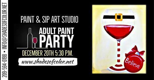 Adult Paint Event