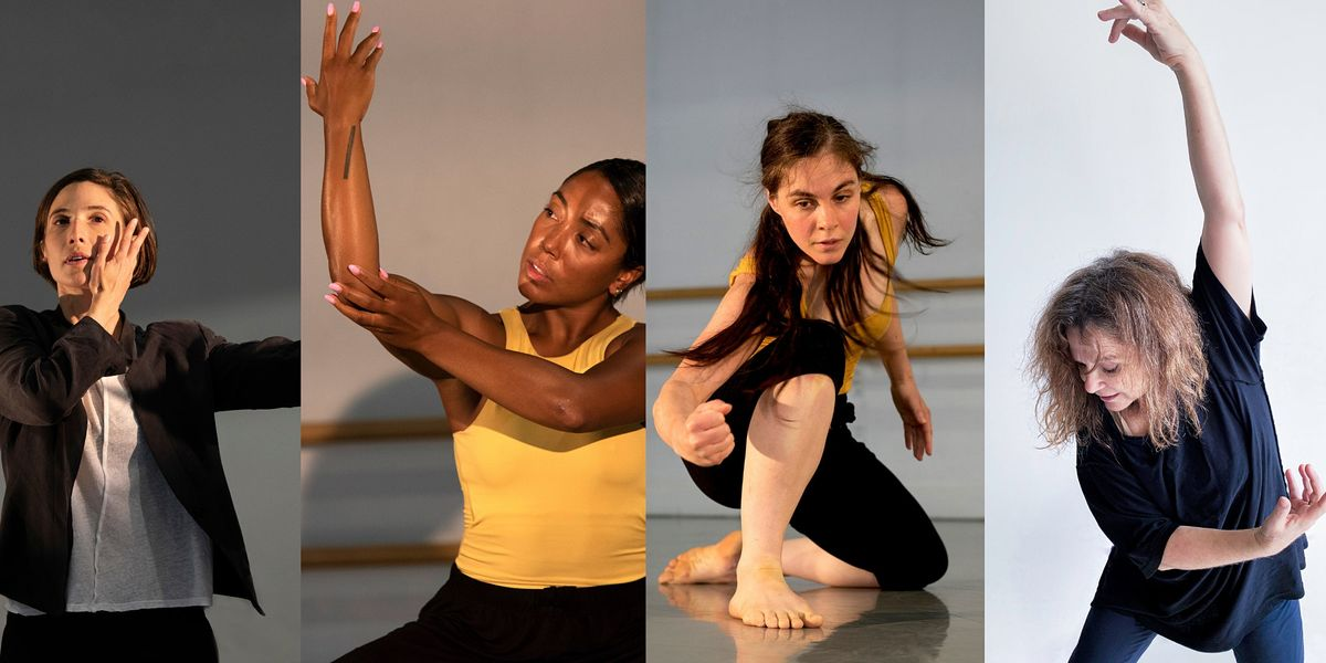 Mary-Louise Albert: Solo Dances/Past Into Present | Event in Vancouver | AllEvents.in