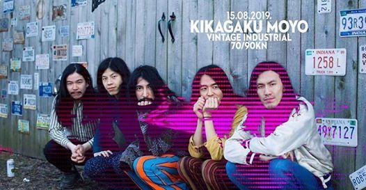 Kikagaku Moyo  150819 VIB