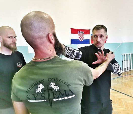 Close Quarter Combat with Master Yuri Sheshukov, 15 May | Event in Zagreb | AllEvents.in