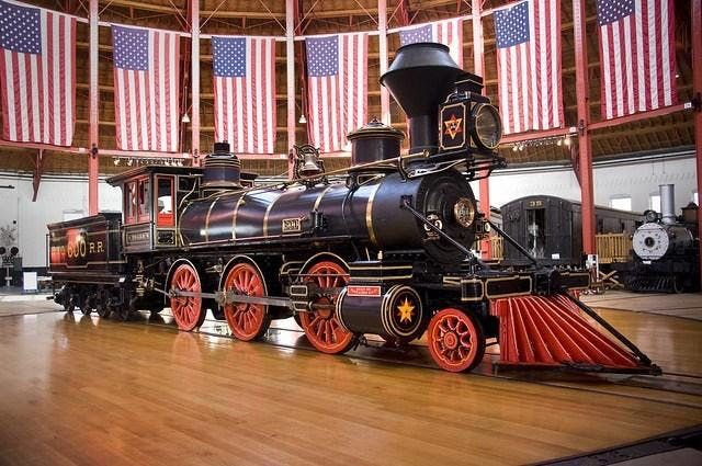 B&O Railroad FREE Admission During Smithsonian Museum Day