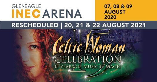 Celtic Woman, 20 August | Event in Killarney | AllEvents.in